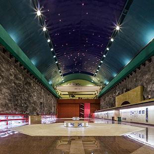 Barragem do Alto Lindoso - fotografia 360º e panorâmica - visita virtual