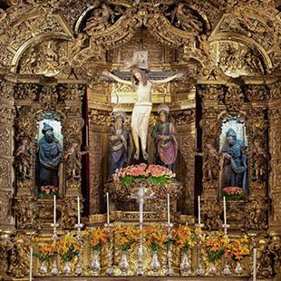 Igreja Matriz de Matosinhos  - fotografia 360º e panorâmica - visita virtual