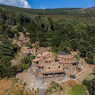Cerdeira Village - Aldeia de Xisto - fotografia de interiores e arquitectura