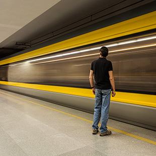 Metro do Porto  (Ska)  - fotografia institucional