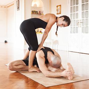 Casa Vinyasa Escola de Ashtanga Yoga - fotografia institucional
