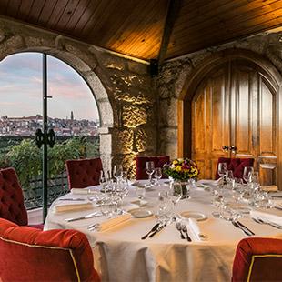 Taylor's - Restaurante Barão Fladgate - fotografia de interiores e arquitectura