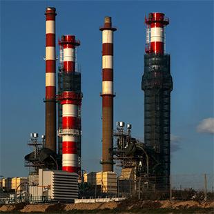 Refinaria de Matosinhos - fotografia industrial