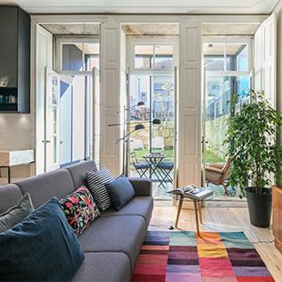 Apartamento Porto - fotografia de interiores e arquitectura