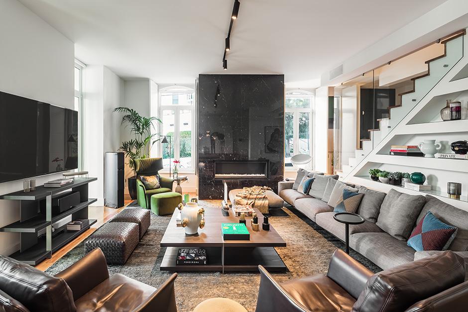 Ximenes Leite Arquitectura / QuartoSala | Casa no Monte Estoril | 2018 - Monte Estoril, Pt - fotografia de interiores e arquitectura | interiors and architectural photography