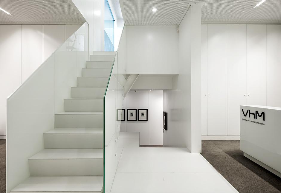 Vhm - Sede  (Atelier Nunes e Pã)   2014 - Porto, Pt - fotografia de interiores e arquitectura   interiors and architectural photography
