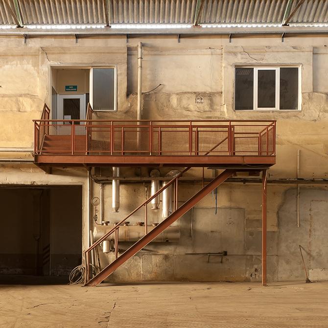 Share - Fábrica ASA (antigas instalações) | 2011 - Guimarães, Pt - fotografia industrial | industrial photography