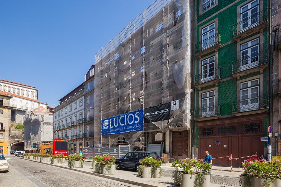 Hotel Carris (Lucios)   2016 - Porto, Pt - fotografia industrial   industrial photography