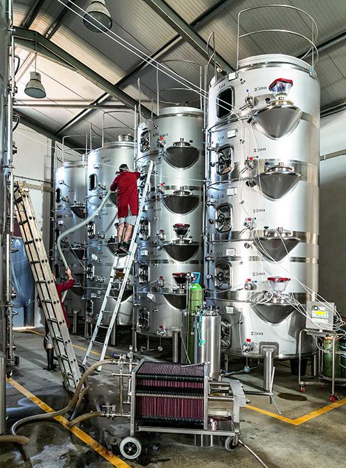 Vinihold  | 2020 - Douro, Pt - fotografia industrial | industrial photography